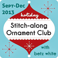 Holiday Stitch-along Ornament Club