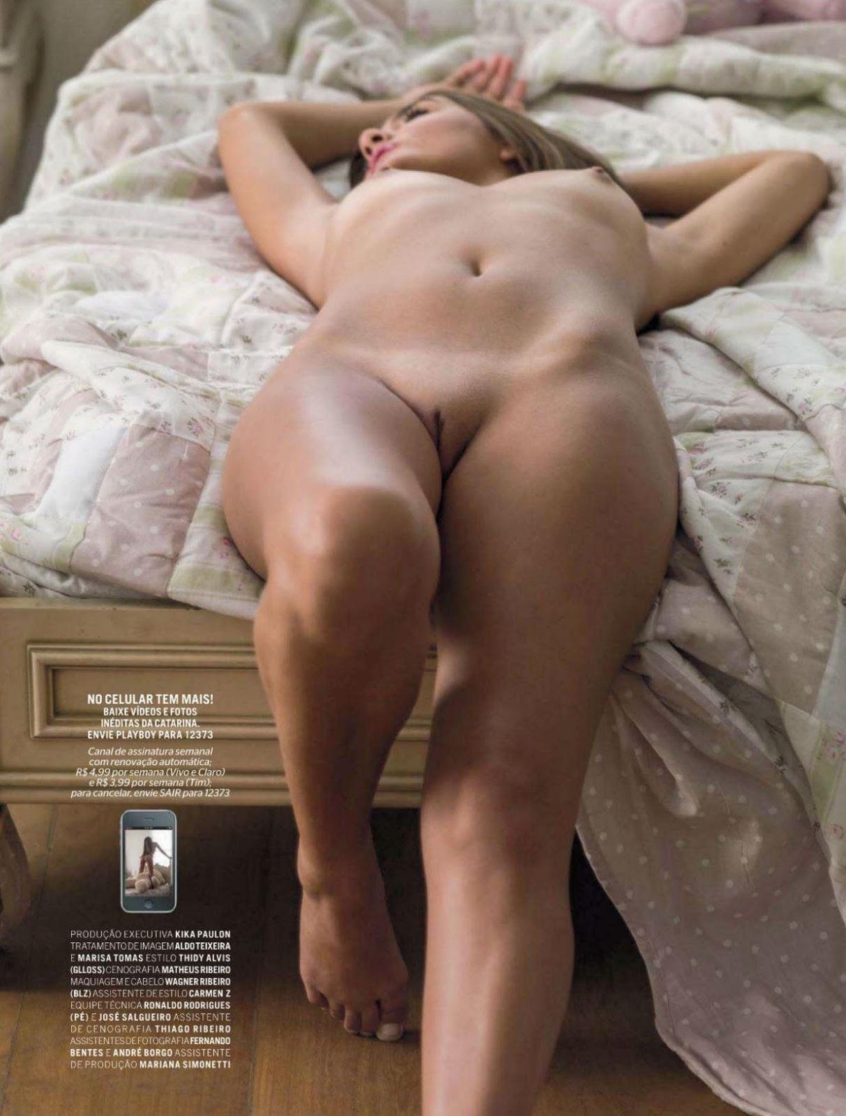 Catarina Migliorini Playboy Brazil January