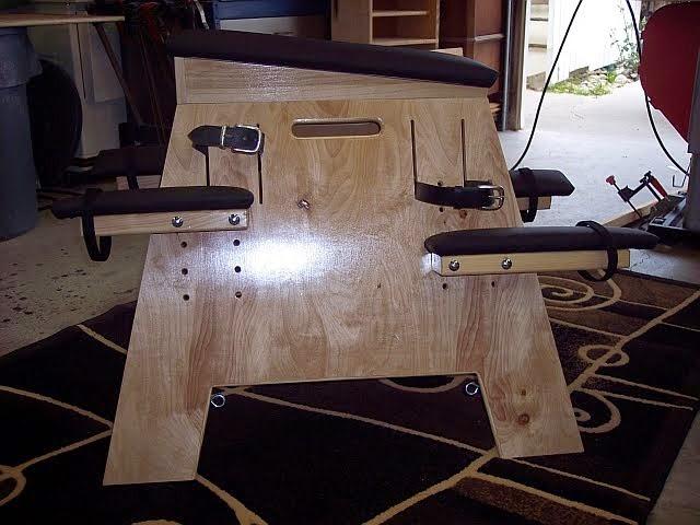 New spanking bench..............