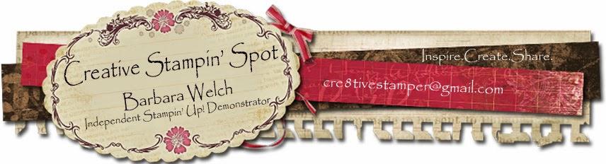 Creative Stampin' Spot