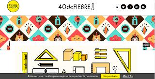 Blog 40defiebre.com
