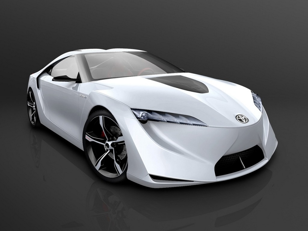 Art and Design: TOYOTA FUTURE CAR