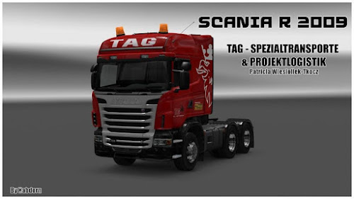 ETS2 Mod - Acessórios Scania R Para V.1.26.X By: Habdorn