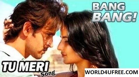 Tu Meri – Bang Bang (2014) Video Song 1080p HD