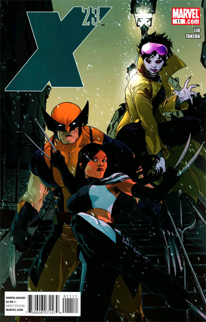 23  11   and...X 23 Gambit