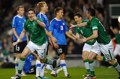 Ireland 1 - 1 Estonia (3)