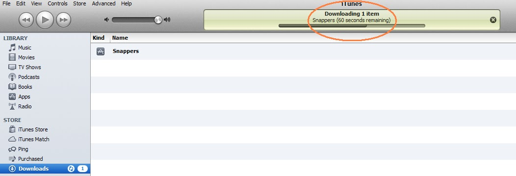 how to set automatic music downloads straight to itunes
