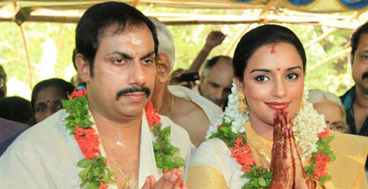 , Shweta Menon Marriage, Wedding Pics