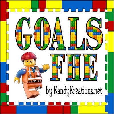 Help your kids make new goals or renew old ones with a fun Family Home Evening lesson using Lego bricks.  With printables, a lesson plan, treat ideas, and handouts, your family home evenings will be easy and AWESOME!