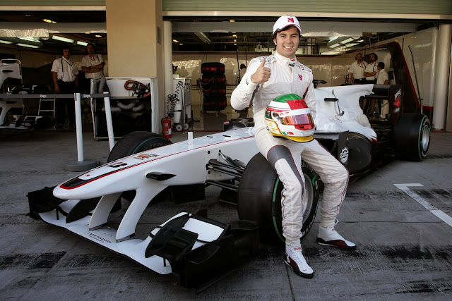 Cuándo Checo Pérez Salió de Sauber