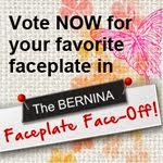 The BERNINA Faceplate Face-Off