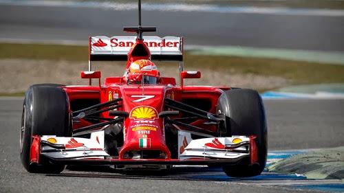 Comienza un nuevo año para Ferrari