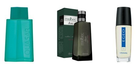 perfume masculino boticario O BOTICÁRIO PERFUMES   Catálogo, preços e coleção