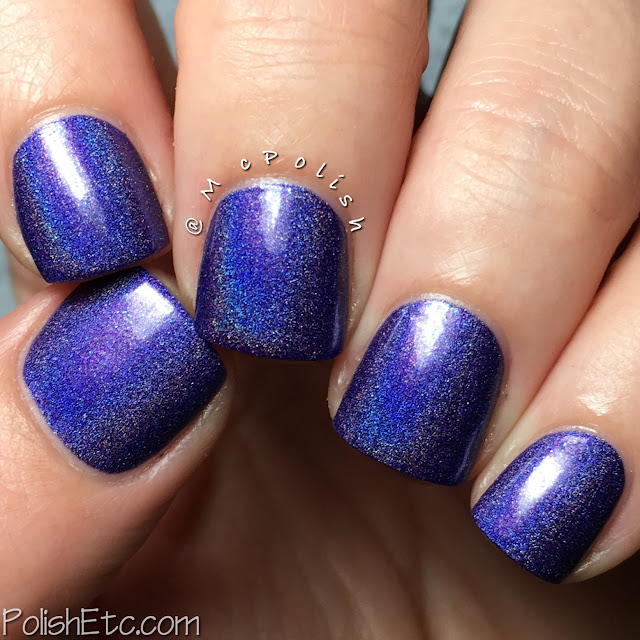 Awesome Sauce Indie Box - Mermani - McPolish - Anonymous Lacquer Mermaid Magic