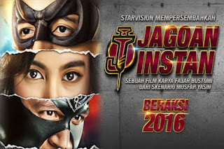 Film Jagoan Instan (2016) WEB-DL Subtitle Indonesia