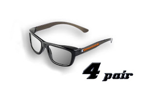 eDimensional 2D glasses - Shop USA