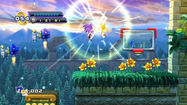 Sonic the hedgehog 4 : episode 2 (telecharger gratuitement)