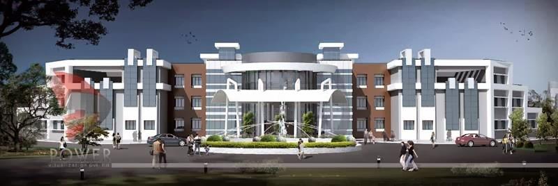 modern hospital architecture