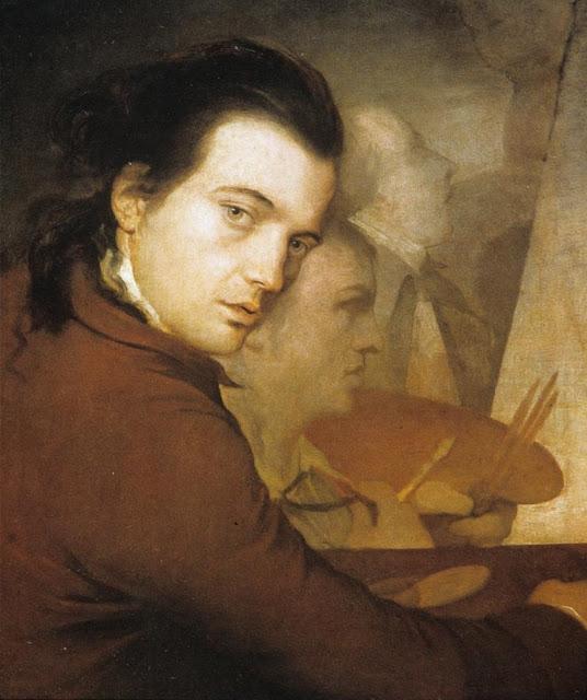 self portrait,james barry,romanticism