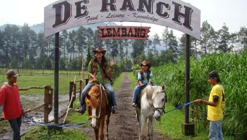 De Ranch – Wisata Ala koboy