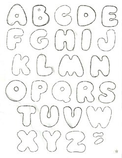 alfabeto colorir