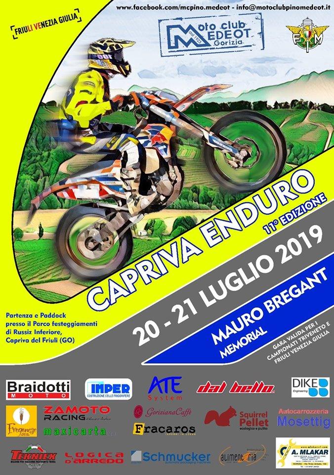 CAPRIVA ENDURO 2019