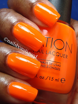 Sation One & Only Orange
