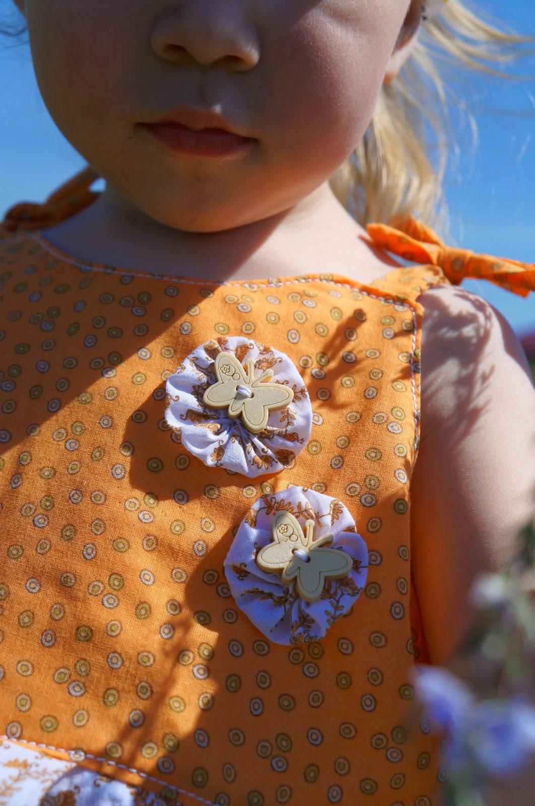 летнее платье сарафан на девочку