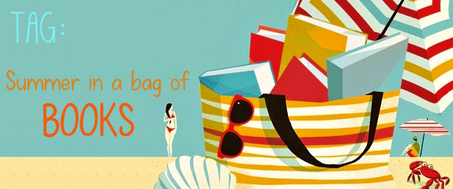 Tag: Summer in a bag of books