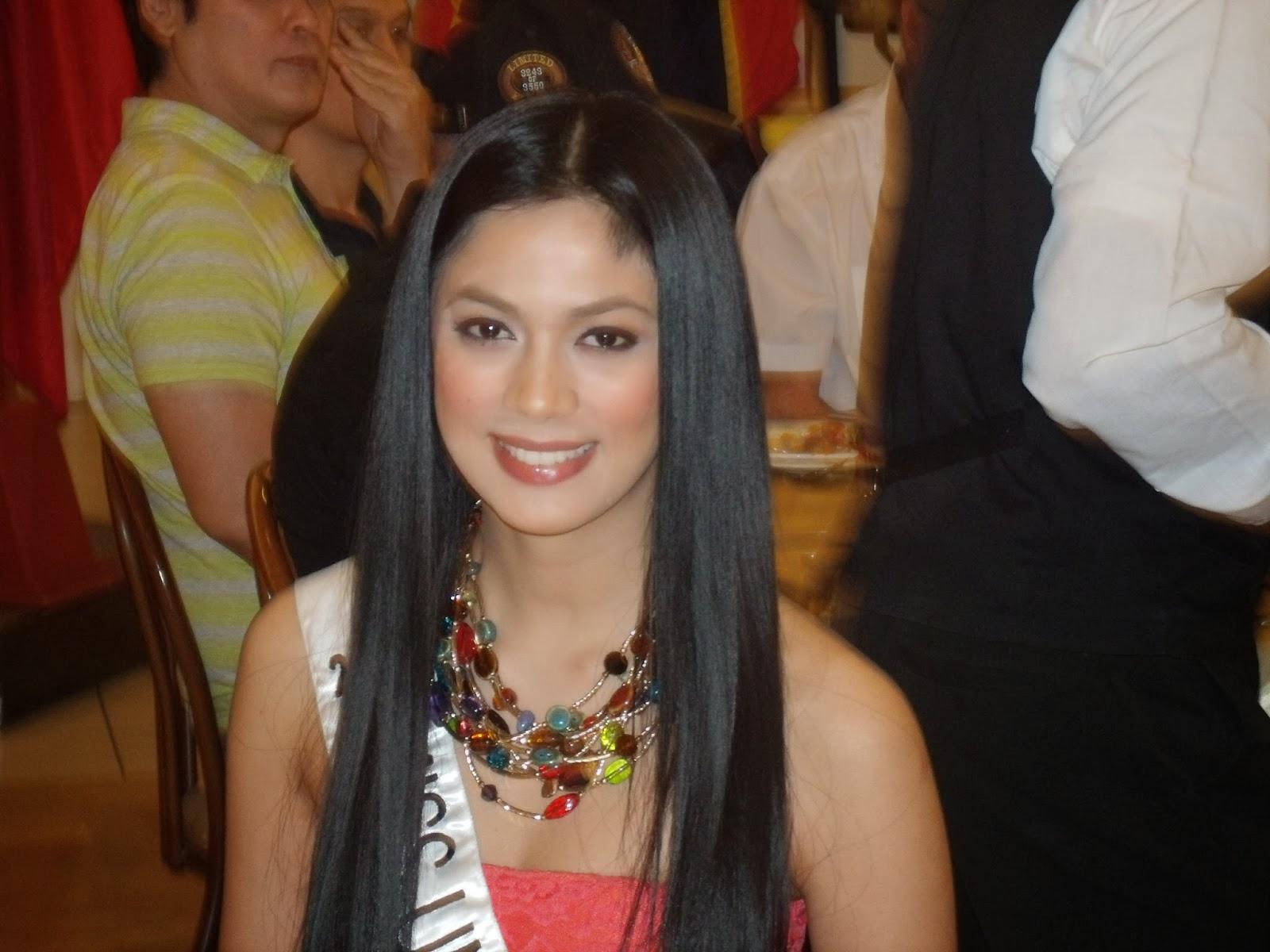 Ariella Arida Miss Universe third runner up