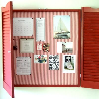 year and organizing with beach cottage shutters is double the fun