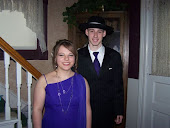 Laz with g/f Tayler. Prom 2011
