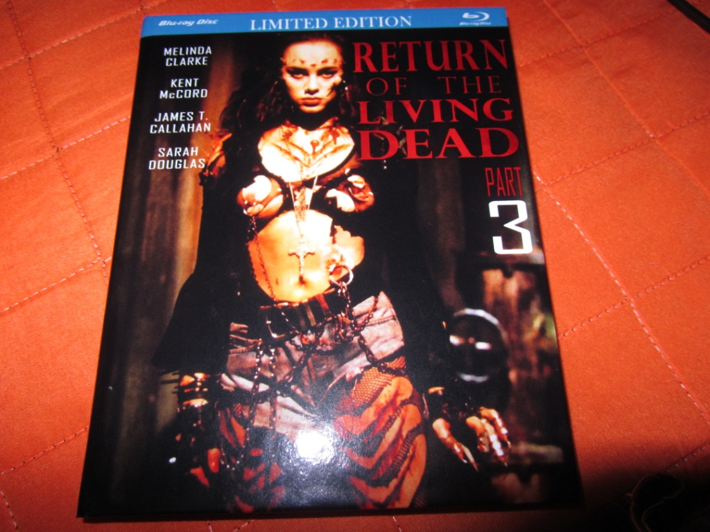 Return of the living dead 3 hartbox limited edition 333 bd