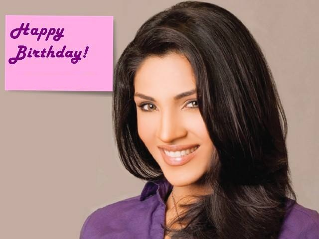 A Very Very Super Duper Happy Birthday to the super talented Zhalay Sarhadi