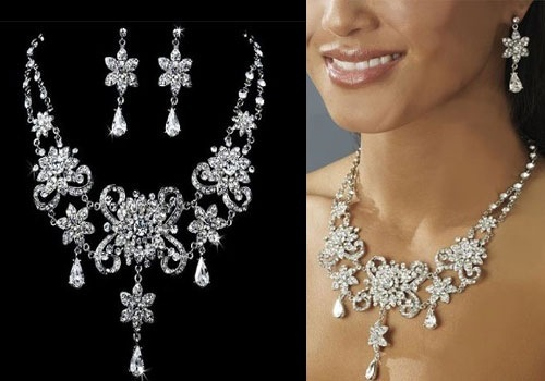 Cheap Bridal Jewelry Sets |Bridal Jewellery