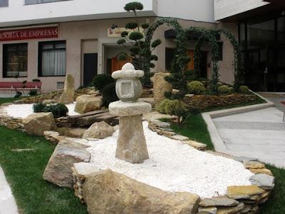 diseño jardines - jardineria - espacios comerciales - empresas