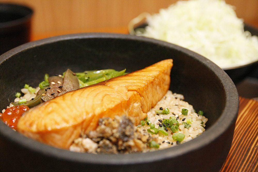 Yabu House of Katsu Salmon Don
