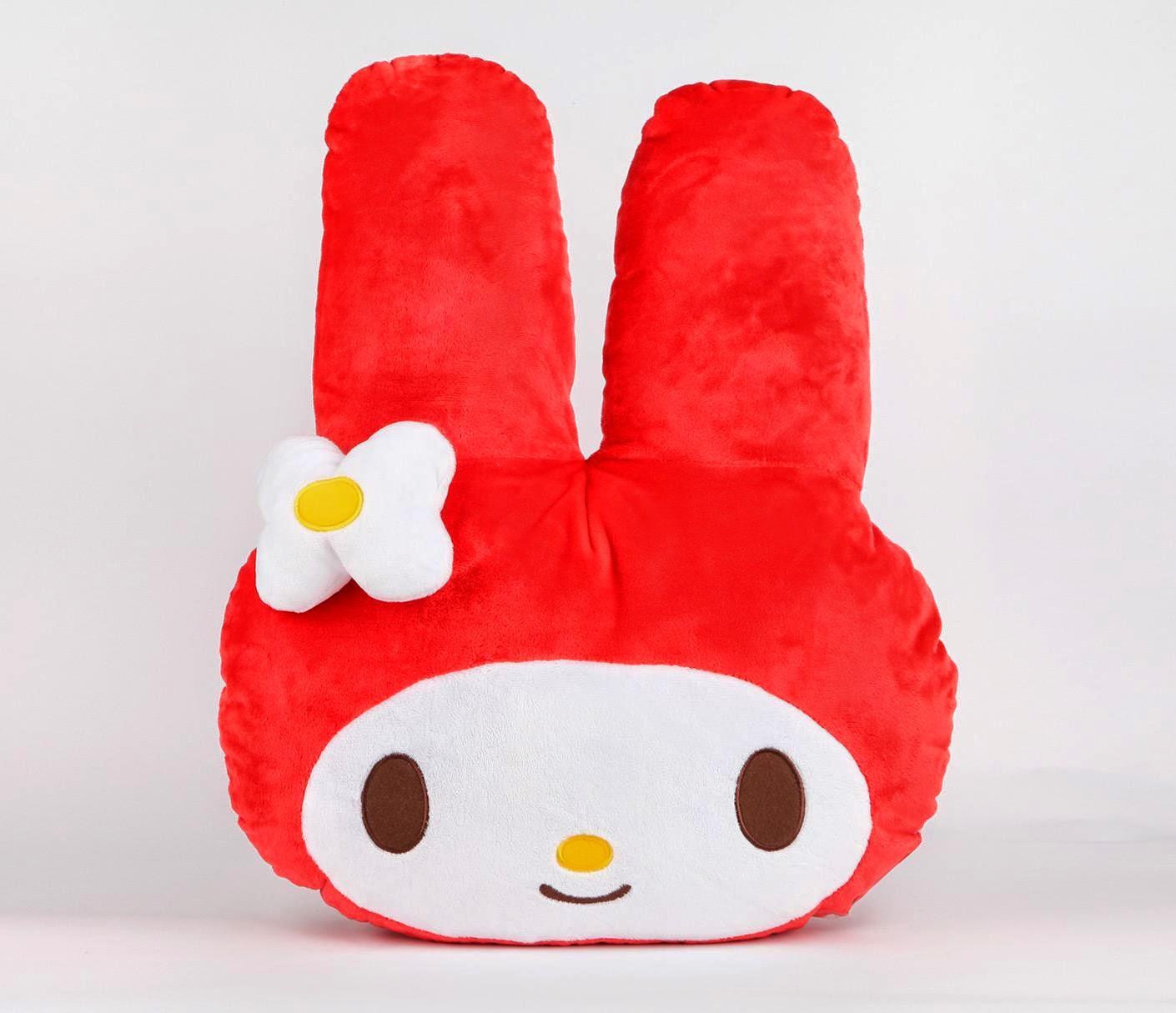 Sanrio character cushions My Melody