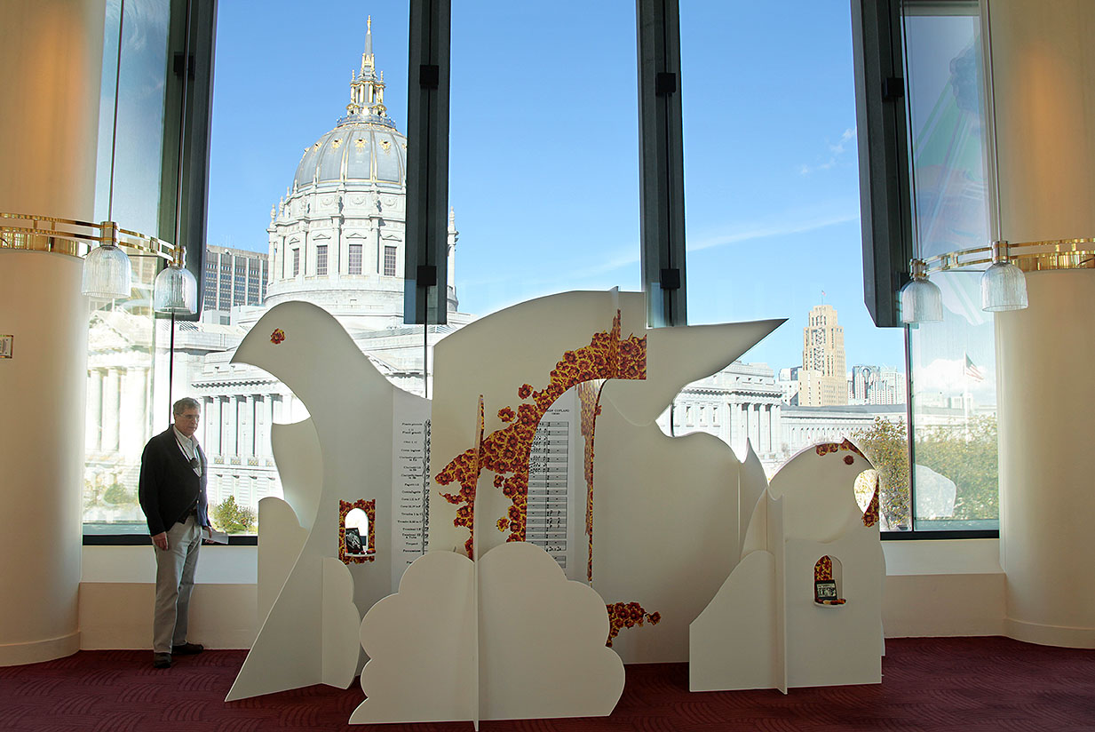 A 3 altars in 2012 omca somarts sf sympony for Aaron copland el salon mexico