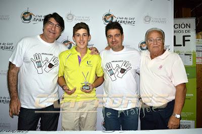 Golf Aranjuez trofeo del Motín