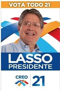 Lasso Presidente
