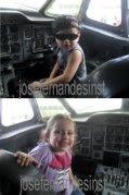 A aviação fascina adultos e crianças