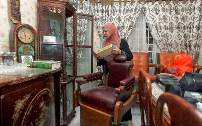 Rumah Mamat Khalid Di Rompak, Rugi RM100,000!