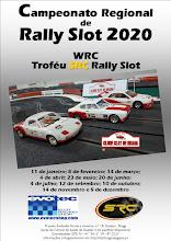 Campeonato Regional de Rally Slot 2020