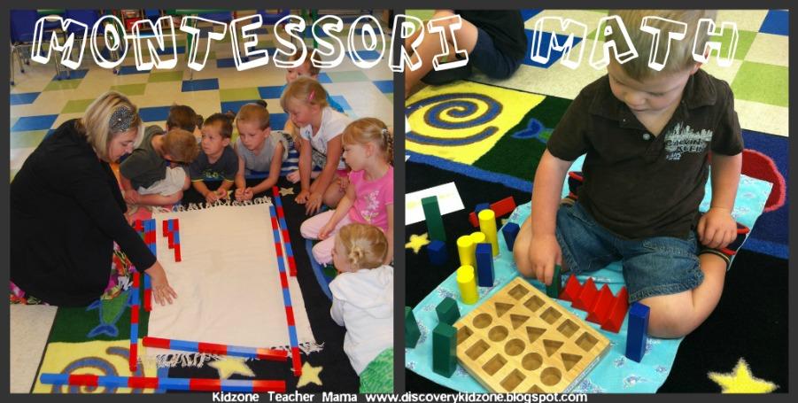 discovery kidzone montessori adventures montessori monday math
