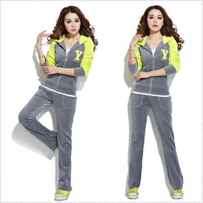 Model Baju Jogging Hodie Wanita Murah Grosir