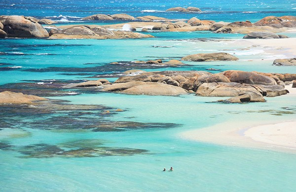 William Bay National Park in Western Australia