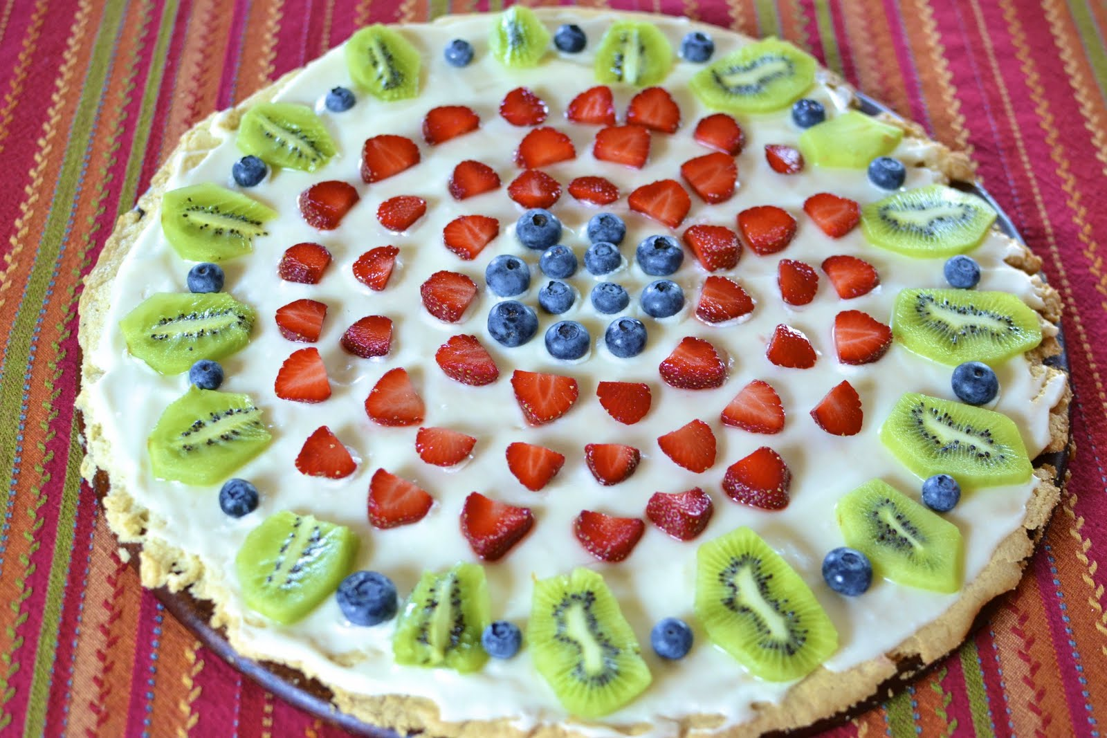 """Point-less"" Meals: Fruit Pizza"