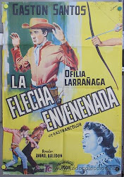 A FLECHA ENVENENADA - 1957