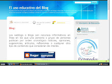 USO EDUCATIVO DEL BLOG